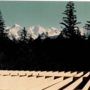 Rafters and Mountains